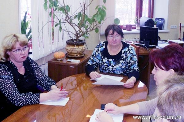 Сотрудники управления социальной защиты населения Сормовского района рассказали о планах по реабилитации детей-инвалидов