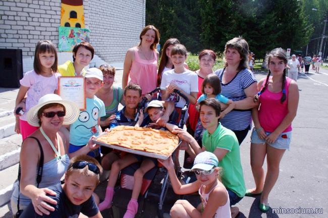 132 ребенка с ограничениями в здоровье стали участниками летних смен в социальном центре «Юный нижегородец»