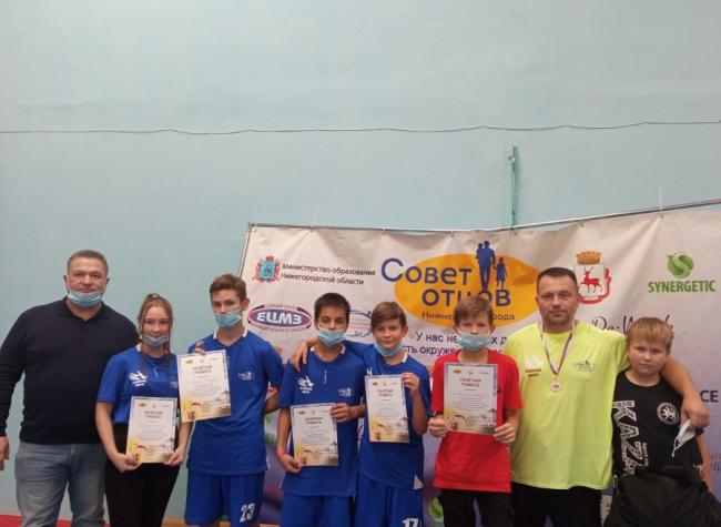 Команда «Фристайл» социально-реабилитационного центра «Улыбка» министерства социальной политики области приняла участие в турнире по стритболу